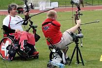V NOVÉM MĚSTĚ se pravidelně objevují sportovci ze všech koutů světa i s různým stupněm postižení.