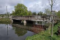Most v Náchodě - Bělovsi nahradí nový.