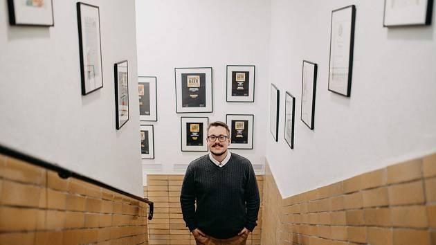 Šéf pivovaru Primátor Petr Kaluža věří, že lidé budou chodit po koronavirové krizi na pivo tak jako dřív.