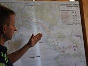 Cyklookruh kolem Rozkoše bude dlouhý 18,5 kilometru a jeho vybudování vyjde asi na 87,5 milionu korun. Pěti miliony se do této chvíle podílel i Královéhradecký kraj.