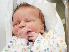 NICOL VAŠICOVÁ se narodila 13. prosince 2011 v 9:13 hodin s váhou 3515 gramů a délkou 51 centimetrů. S rodiči Ivetou a Martinem, a s bráškou Adámkem (6 let), bydlí ve Velkém Třebešově.