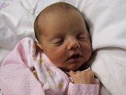 ROZÁLIE NAJMANOVÁ se narodila 8. prosince 2016 v 18.09 hodin. Její míry byly 2520 gramů a 48 centimetrů. Doma má pětiletého brášku Mikuláše a dvouletou sestřičku Amálii.