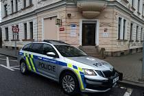 Nové oddělení dálniční policie našlo útočiště na místním obvodním oddělení Policie ČR v Jaroměři.