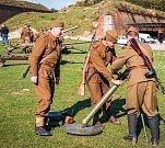 100. výročí vzniku samostatného československého dělostřelectva
