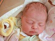 ZUZANA MARKOVÁ přispěchala na svět 10. května 2017 v 9.53 hodin, vážila 3045 gramů a měřila 48 centimetrů. Je prvním děťátkem Evy a Ondřeje z Teplic nad Metují.