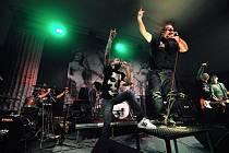 Koncert kapely Horkýže slíže.
