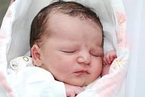VALÉRIE SMOLOVÁ se narodila rodičům Monice a Danovi v pátek 21. června 2013 ve 4:28 hodin. Vážila 3175 gramů a měřila 48 centimetrů. Na sestřičku se doma v Červeném Kostelci těší sourozenci Stázinka (2 roky) a Vilík (4 roky).