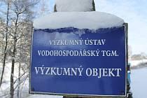 Lokalita v Bučnici totiž platí za jedno z nejchladnějších míst v republice.