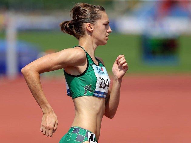 MEZI hlavní opory ženského prvoligového družstva patřila v letošní sezóně také Alena Ulrichová.