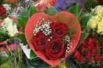 Svátek sv. Valentýna. Ilustrační foto.
