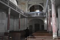 Událost starou více než 76 let si v sobotu připomněli v kostele sv. Markéty.
