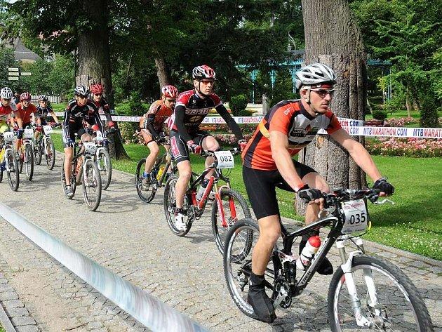 SUDETY MTB Challenge 2013 má před sebou poslední dvě etapy.