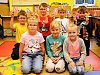 Žáci 1. třídy ze ZŠ Nahořany