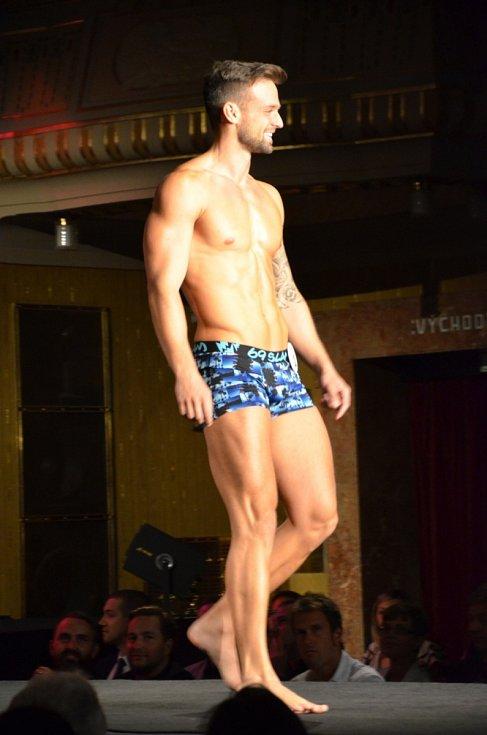 Ze soutěže Muž roku v Náchodě.