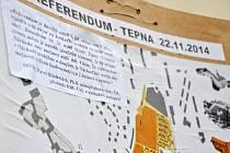 V referendu se mají obyvatelé Náchoda vyjádřit zda chtějí, aby město v případě dohody s vlastníky areálu odkoupilo veškeré pozemky v areálu a také jestli chtějí, aby město trvalo v územním řízení na dodržování územního plánu.