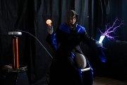 High voltage magic - jedinečná blesková show.