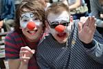 Celostátní festival studentské tvořivosti začal v pondělí 14. května odpoledne.