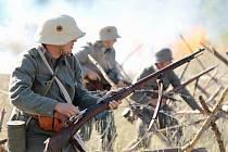 V Josefově bojovali jako za první světové války v roce 1918 na řece Piavě v Itálii.