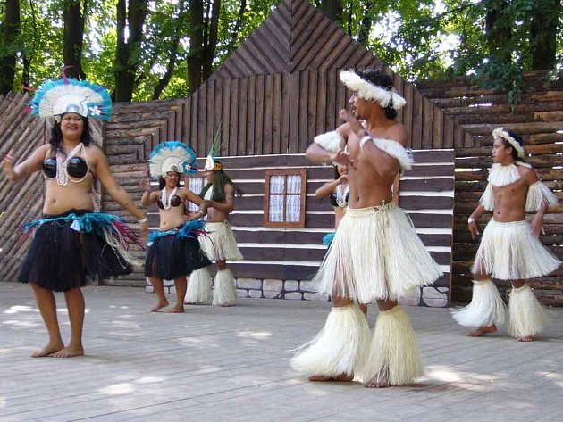 Loňským divácky nejoblíbenějším souborem se stali účinkující z Cookových ostrovů.