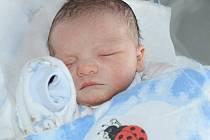 JAROSLAV HUDEK se narodil 28. března 2013 v 11:00 hodin s váhou 3060 gramů a délkou 50 centimetrů. S rodiči Markétou Hudkovou a Radkem Šnajdrem bydlí v Bakově. Na chlapečka se těší také sourozenci Jarmila (9 let), Jiřík (7 let) a Zuzanka (5 let).