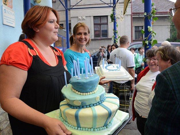 Denní stacionář NONA oslavil 20 let od založení.