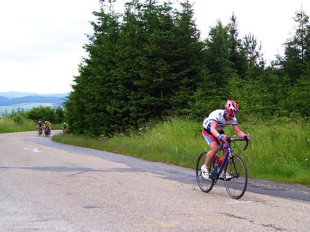 Velmi cenným druhým místem v kategorii M19 se v Europamaratonu blýskl Tomáš Koutský z TJ Jiskra Potocký Jaroměř.