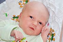 TEREZA ŠTĚPÁNOVÁ se narodila 8. května 2014 v 5:20 hodin s váhou 3230 gramů a délkou 50 centimetrů. S rodiči Veronikou a Kamilem a s pětiletou sestřičkou Verunkou mají domov ve Vysoké Srbské.