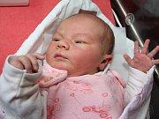 NIKOL HUTNIKOVÁ je prvním miminkem Kristýny Hanušové a Vojtěcha Hutnika z Červeného Kostelce. Holčička se narodila 4. prosince 2016 ve 20.47 hodin. Její míry byly 3700 gramů a 50 centimetrů.