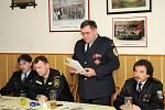 V sobotu v podvečer se v klubovně hasičské zbrojnice SDH konala výroční valná hromada, na které se hodnotila činnost sboru za uplynulý rok
