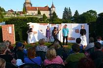 Čtvrtý ročník minifestivalu U Nás na zámku.