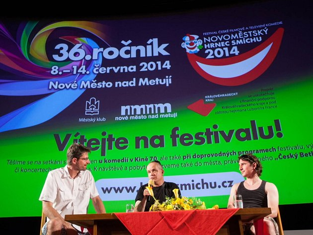 Z třetího festivalového dne.