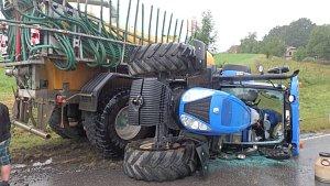 Nehoda u Chvalkovic