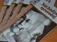 Mimořádné vydání Náchodského zpravodaje k 90. výročí narození J. Škvoreckého.