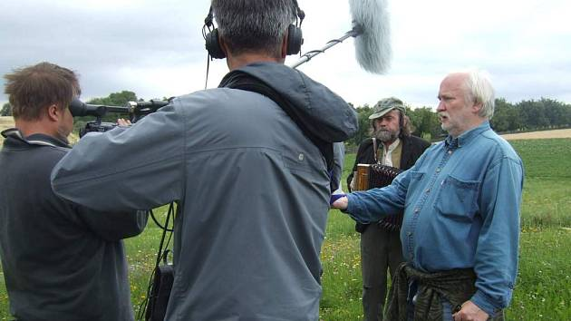 V Jaroměři natáčeji film o legionářích.