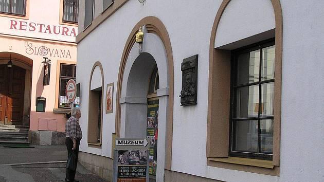 Regionální muzeum v Náchodě.