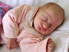TEREZA HROMÁDKOVÁ přispěchala na svět 20. května 2017 v 10.22 hodin. Holčička po narození vážila 2690 gramů a měřila 47 centimetrů. Rodiče: Edita a Radovan a sourozenci Patricie (13 let) a Stanislav (5 let) jsou z Příšovic u Turnova.