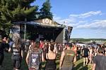 MetalGate Czech Death Fest burácel kempem Brodský.
