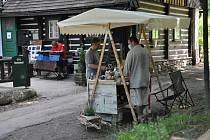 Řemeslné trhy v Pekle. Ilustrační foto: Pavel Šnajdr