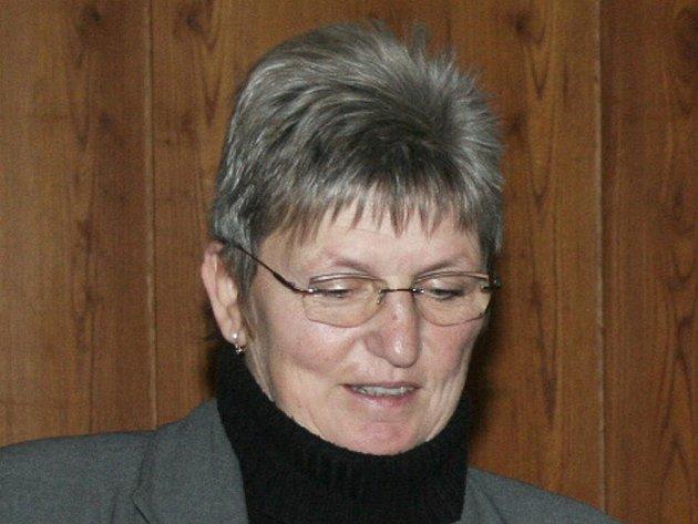 Hana Kopecká.