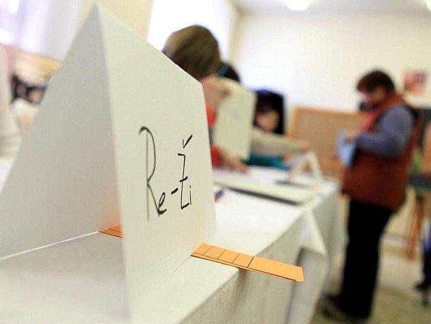 Volby v Novém Městě nad Metují.