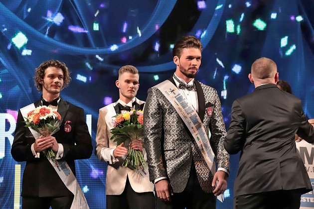 Matyáš Hložek se stal Mužem roku 2017.