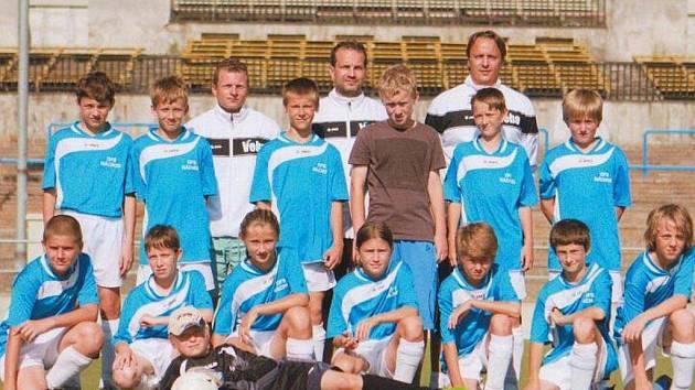 Okresní fotbalový výběr Náchoda U12 skončil na celorepublikovém finále mezi výběry na třetí příčce.