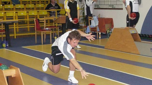 Po delší době se na domácích drahách předvedl Ladislav Beránek a svůj duel s Fořterem zvládl na jedničku.