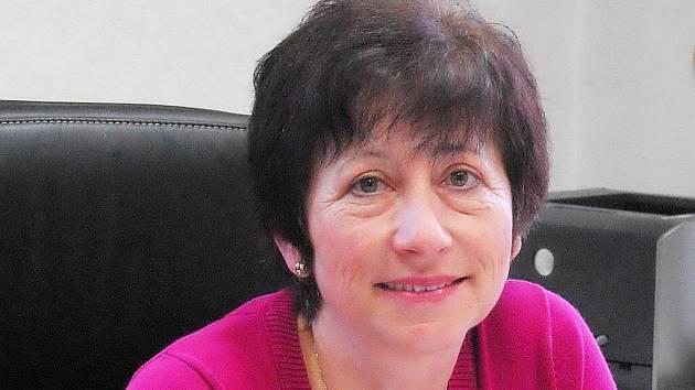 Ida Seidlmanová, starostka Police nad Metují.