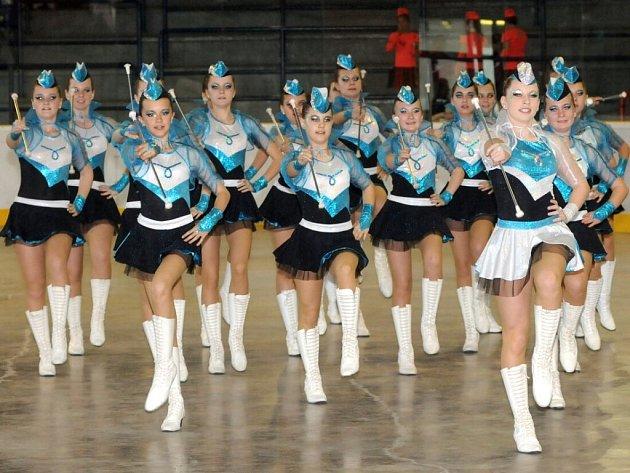 Semifinále Mistrovství České republiky v mažoretkovém sportu se uskutečnilo v Náchodě.