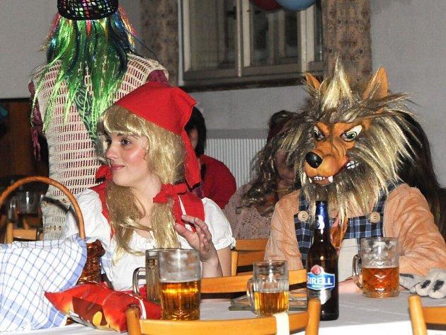 Masopustní karnevaly v Rokytníku.