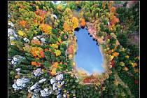 Návštěvníci středeční besedy se mohou těšit na snímky regionu z ptačí perspektivy.