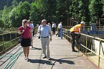 Intenzifikace čističky odpadních vod v Polici nad Metují byla právě nyní zahájena. Jedná se o největší investiční akci města v posledních letech.