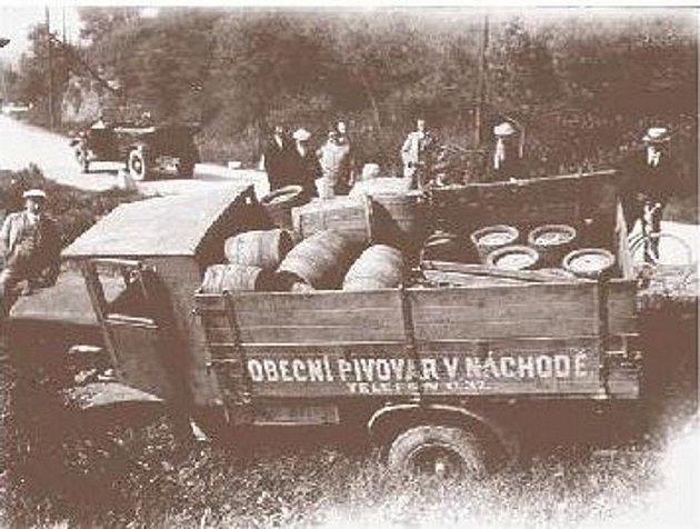 Historie náchodského pivovaru