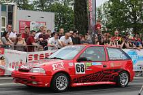TEREZA MACHOVÁ skončila v letošním domácím šampionátu druhá ve třídě E1-1400.